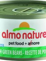 Almo Nature Almo Nature Cat Complete Can Chicken w/Green Bean 2.47oz