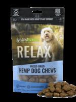 Vital Essentials Vital Essentials Treat Dog Hemp Chew FD Relax 3 oz