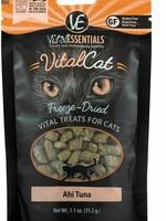 Vital Essentials Vital Essentials Treat Cat FD Ahi Tuna 1.1oz
