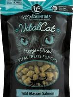Vital Essentials Vital Essentials Treat Cat FD Wild Alaskan Salmon 1.1oz