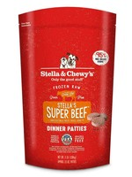 Stella & Chewy's Stella & Chewy's Dog FrozenSuper Beef Dinner Patties 3#