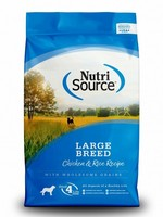 NutriSource (Tuffy) NutriSource Dog Dry Chicken/Rice LG Breed 30#