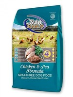 NutriSource (Tuffy) NutriSource Dog Dry GF Chicken/Pea 5#