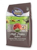 NutriSource (Tuffy) NutriSource Dog Dry GF High Plains Select 15#