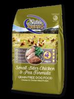 NutriSource (Tuffy) NutriSource Dog Dry GF Chicken/Pea SM Bites 15#