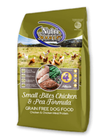 NutriSource (Tuffy) NutriSource Dog Dry GF Chicken/Pea SM Bites 5#
