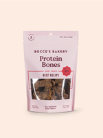 Bocce's Bakery Bocce's Bakery Protein Bones Beef 5 oz Bag