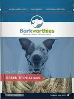 Barkworthies Barkworthies Belly Bark Green Tripe Sticks, 7oz