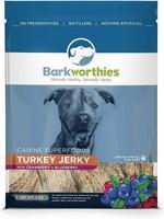 Barkworthies Barkworthies Jerky Superfood Turkey Blueberry Cranberry 4 oz