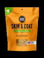 Bixbi Bixbi Dog Treat Jerky Skin & Coat Chicken 5oz