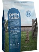 Open Farm Open Farm Cat Dry Whitefish 04#