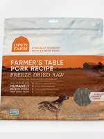 Open Farm Open Farm Dog FD Raw Pork Farmer's Table 13.5oz