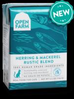 Open Farm Open Farm Cat Wet Herring & Mackerel Rustic Blend 5.5oz