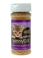 Herbsmith Herbsmith Kibble Seasoning Sassy Cat FD Salmon