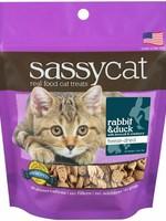 Herbsmith Herbsmith Treats Sassy Cat FD Rabbit/Duck/Broccoli/Cranberry 1.25oz