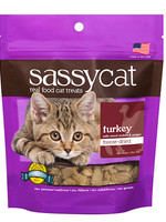 Herbsmith Herbsmith Treats Sassy Cat FD Turkey/Sw Potato/Ginger 1.25oz