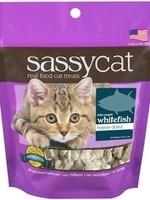 Herbsmith Herbsmith Treats Sassy Cat FD  Whitefish 1.25z