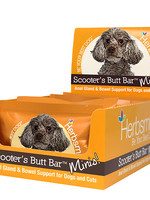 Herbsmith Herbsmith Scooter's Butt Bar Anal Gland & Bowel Support Mini Bar