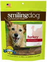 Herbsmith Herbsmith Treats Smiling Dog Dry Roasted Turkey 3oz