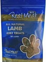 The Real Meat Company Real Meat Treat Dog Jerky Lamb, 4oz