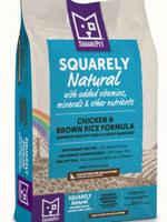 SquarePet SquarePet Cat Dry Squarely Natural Chicken 4.4#