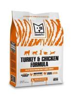 SquarePet SquarePet Cat Dry Turkey/Chicken 4.4#
