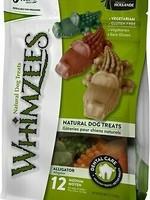 Whimzees Whimzees Alligator Med 12/Value Bag 12.7oz