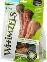 Whimzees Whimzees Brushzees Toothbrush, Small 12.7oz Bag
