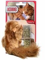 KONG COMPANY LLC Kong Cat Toy Dr Noy's Catnip Squirrel