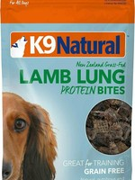 K9 Natural K9 Natural Treat Air Dried Protein Lamb Lung Bites 2.1oz