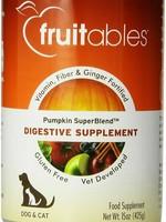 Fruitables FRUIT Can Digestive Pumpkin & Ginger 15oz
