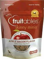 Fruitables FRUIT Skinny Minis Soft Apple & Bacon, 5oz