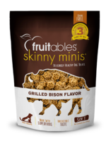 Fruitables FRUIT Skinny Minis Soft Grilled Bison, 5oz