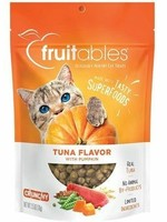 Fruitables Fruitables Cat Crunchy Treats Chicken/Blueberry 2.5 oz