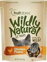 Fruitables Fruitables Cat Wildly Natural Chicken 2.5 oz