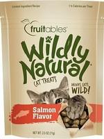 Fruitables Fruitables Cat Wildly Natural Salmon 2.5 oz