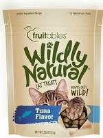 Fruitables Fruitables Cat Wildly Natural Tuna 2.5 oz