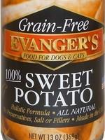 Evanger's Evanger's Dog/Cat Can GF Sweet Potato 12.8oz 12/Case