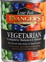 Evanger's Evanger's Dog/Cat Can GF Vegetarian Low Fat 13oz 12/Case