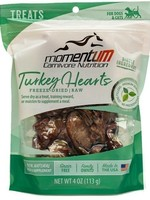 Momentum Momentum Treats Freeze Dried Turkey Hearts