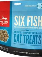 Orijen CH Orijen Cat Treat FD Six Fish 1.25oz