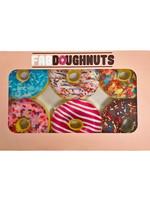 FabDog FabDog Box of Doughnuts Dog Toys