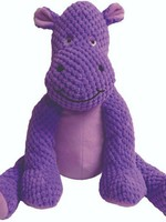 FabDog <p>Fab Dog Floppy Hippo Squeaky Plush Dog Toy, Hip, hip, hippo-ray! Pleasantly purple and plush, this Floppy Hippo Dog Toy wants to befriend a fun-loving pup. Perfect for wrestling, tossing and snuggling, your pup will find this hippo endlessly entertaini