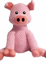 FabDog Is your dog just the best? Then he or she deserves some floppy friends! With this plush pig, your puppy will never run out of occasions to play--and you'll get a much needed break from gnawing on your fingers.<br/><br><br/>Specs<br/><br><br/>-   5 Squeake