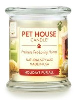 One Fur All/Pet House Pet House Candle Holidays Fur All