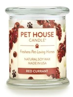 One Fur All/Pet House Pet House Candle Red Currant