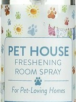 One Fur All/Pet House Pet House Room Spray Sunwashed Cotton 4oz