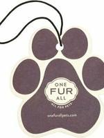 One Fur All/Pet House Pet House Car Freshener Lavender Green Tea