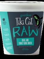 Tiki Cat Raw Frozen Quail with Turkey Bone Broth 24 oz