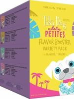 TIKI Dog Aloha Petite Pouch Flavor Booster Variety 1.5oz 12pk